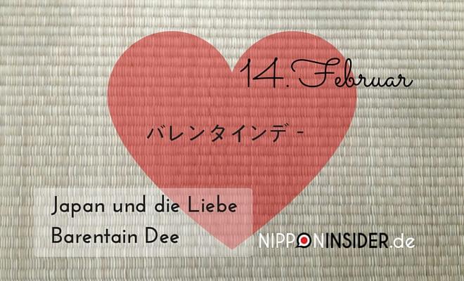 Japan und die Liebe | Valentinstag in Japan