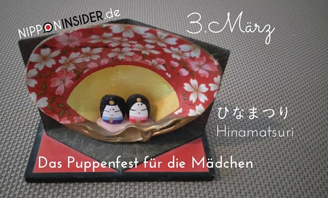 3.März. Hinamatsuri, das Puppenfest für die Mädchen|Nipponinsider