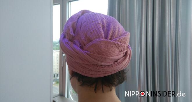 Towel Day: Das Handtuch als Kopftuch | Nipponinsider