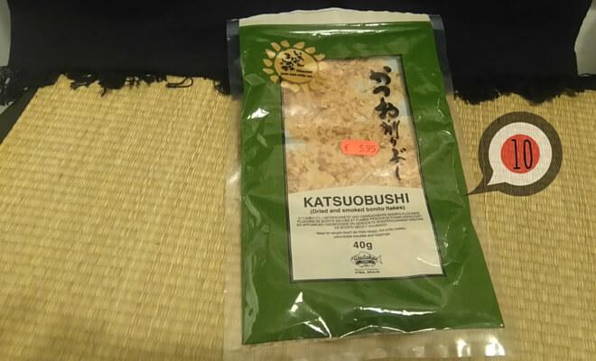 japanisch kochen mit Katsuobushi - Bild Packung von den Bonitoflocken | Nippon Insider