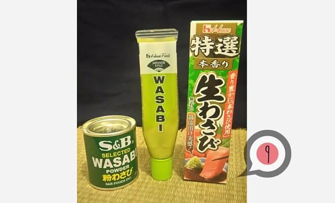 japanisch kochen mit Wasabi - Bild: Dose mit Wasabipulver, Tube mit Wasabi und Verpackung | Nippon Insider