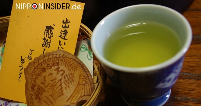 Grünen Tee trinken als Tipp für die Regenzeit in Japan | Nippon Insider Japan Blog