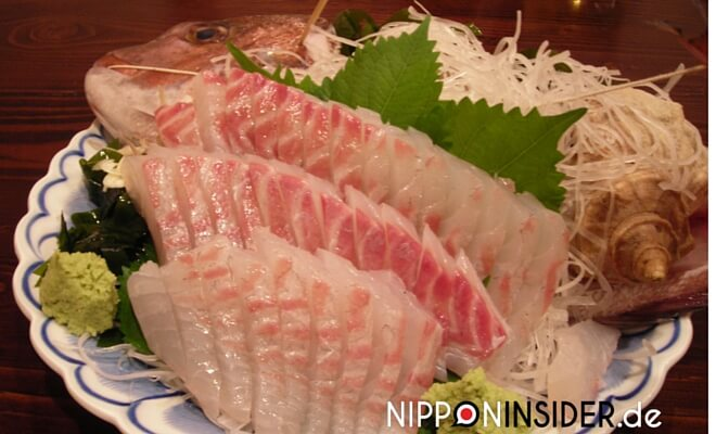 Vatertag in Japan - Chichi no Hi. Bild: Sashimi | Nippoinsider Japan Blog