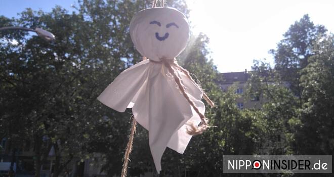 Teru Bozu hängt in der Sonne | Nippon Insider Japan Blog