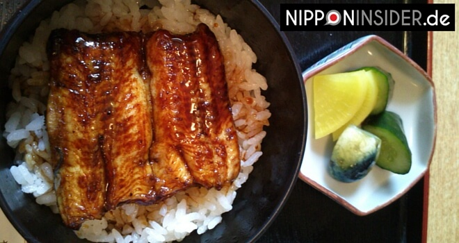 Unagi / Aal - Essen in der Regenzeit - Nippon Insider Japan Blog