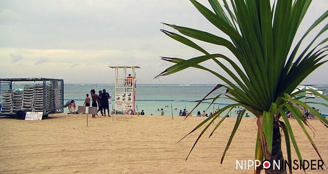 Die Badesaison wird eröffnet: Hochsitz am japanischen Strand | Nipponinsider
