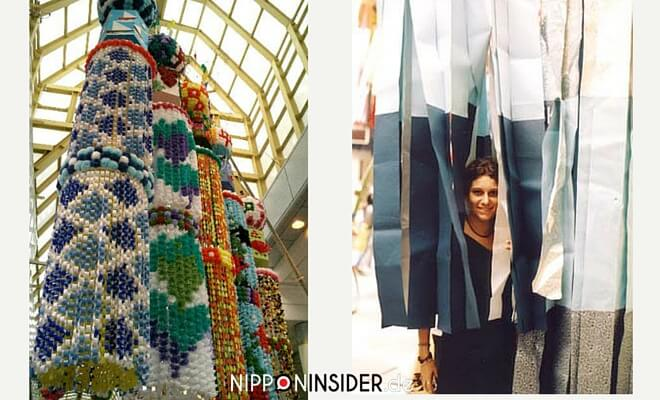Tanabata Matsuri - Festival - Papierschlangen | Nipponinsider