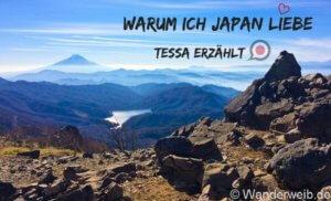 Warum ich Japan liebe - Tessa erzählt in einem Gastartikel. Foto: Mount Fuji | Wanderweib auf Nipponinsider