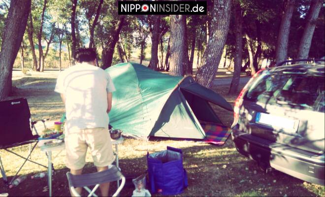 Camping in Frankreich - Jahresrückblick 2016 | Nipponinsider