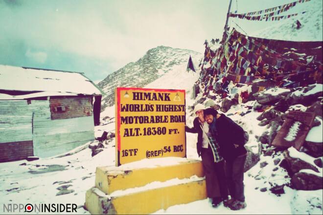 Reiseerinnerungen an Nordindien / Ladakh