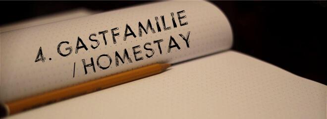 11 Wege, nach Japan zu gehen: 4. Gastfamilie / Homestay