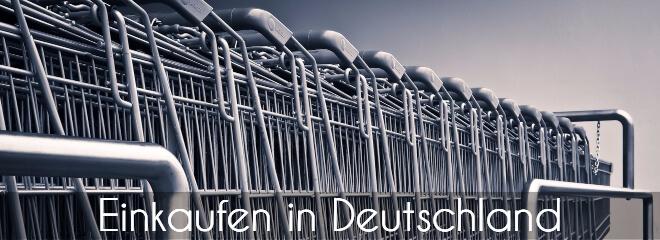 Kulturschock in Deutschland für den Japaner: Einkaufen in Deutschland. Bild von Einkaufswagen | Nipponinsider