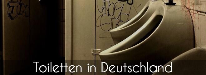 Kulturschock in Deutschland für den Japaner:Toiletten in Deutschland. Bild von Pissoirs | Nipponinsider