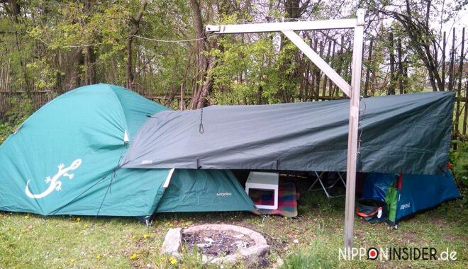 Zelt und Tarp | Nipponinsider