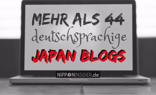 Bild eines Laptops: Mehr als 44 deutschsprachige Japan Blogs   Nipponinsider