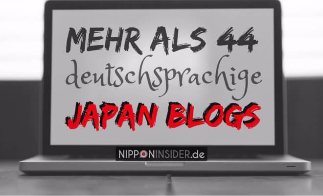 Bild eines Laptops: Mehr als 44 deutschsprachige Japan Blogs | Nipponinsider