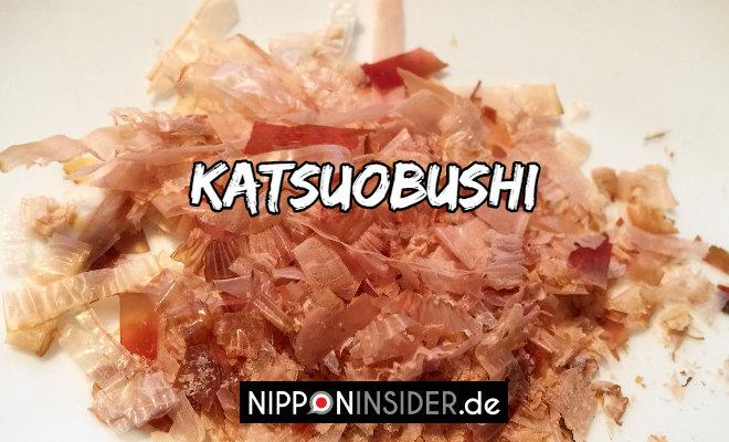 Katsuobushi-Bonitofisch-Flocken. Geräuchert und gehobelte Fischflakes für die Basisrezepte aus der japanischen Küche | Nipponinsider
