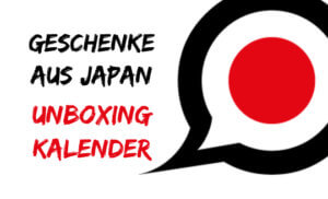 Geschenke aus Japan Unboxing Kalender Nipponinsider Logo