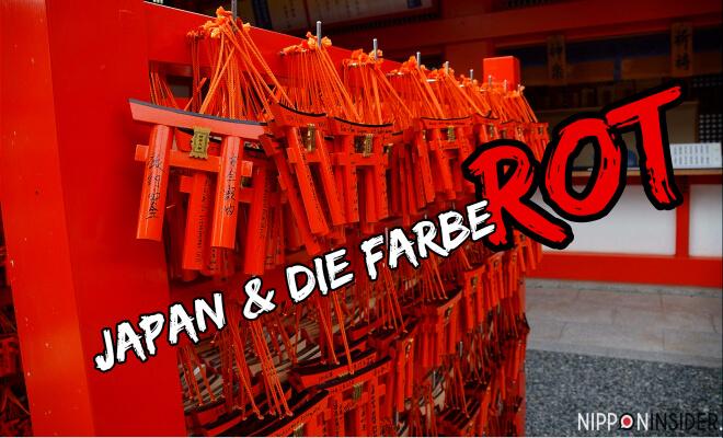 Japan und die Farbe Rot. Viele kleine rote Torii | Nipponinsider Japanblog