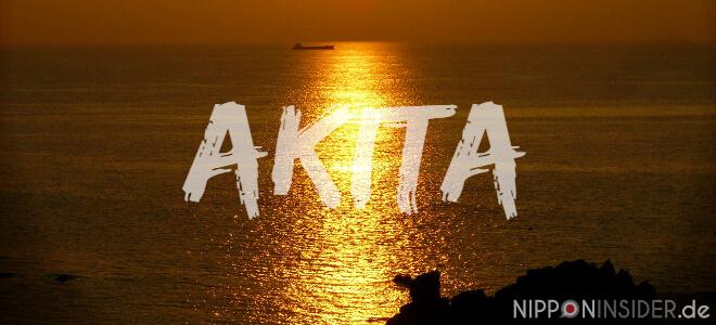Sonnenuntergang am japanischen Meer in Akita | Nipponinsider Japanblog
