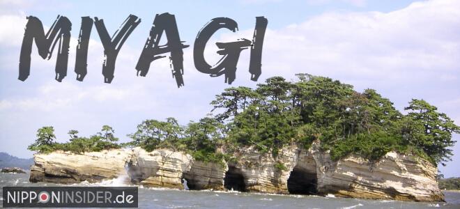 Felsen an der Küste von Matsushima in Miyagi | Nipponinder Japanblog