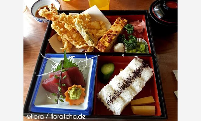Bild von einer Japanischen Mahlzeit - Washoku