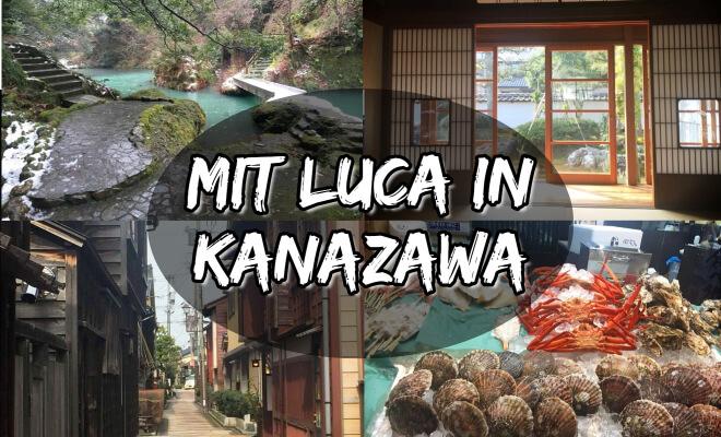 Mit Luca in Kanazawa. Fotos von Kanazawa und Umgebung, Seafood, ein japanisches Haus von Innen, Flusslandschaft, Altstadt von Kanazawa | Nipponinsider Japanblog