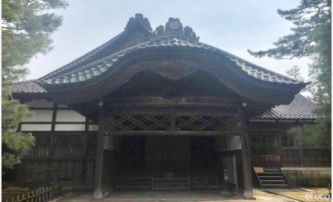 Kanazawa Samurai Villa am Kenrokuen