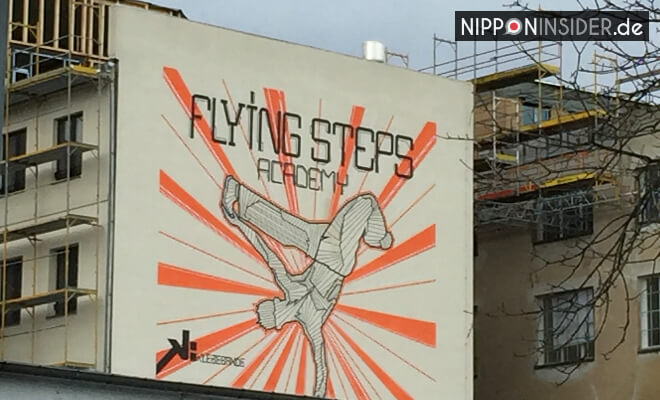 Tapeart Berlin Kreuzberg von der Klebebande | Nipponinsider