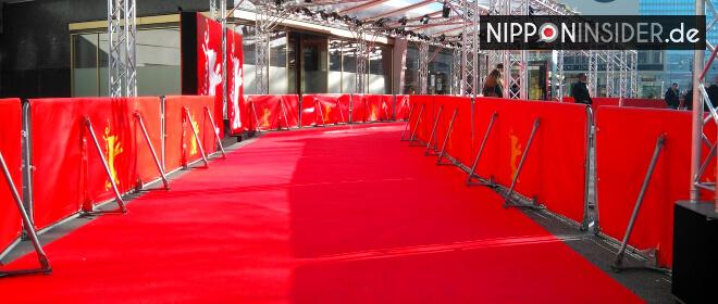 Roter Teppich auf der Berlinale | Nipponinsider
