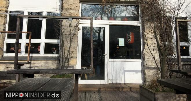 Cocolo Ramen Xberg Berlin. Foto vom Eingang des Restaurants | Nipponinsider
