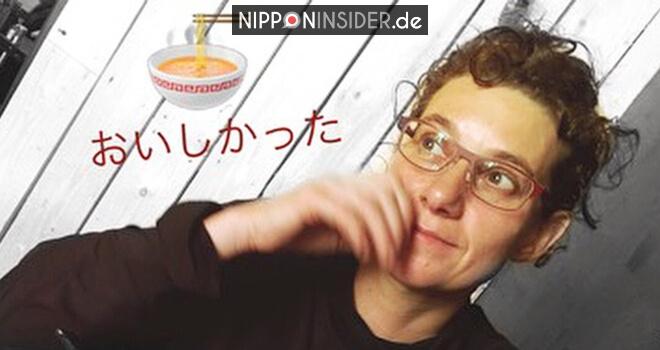 Oishii Ramen. Portaitfoto Nipponinsider