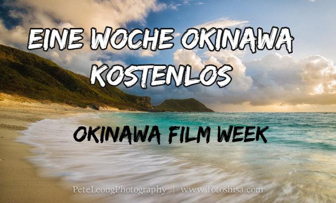 Eine Woche Okinawa kostenlos   Okinawa Film Week im Moviemento 2018   Nipponinsider