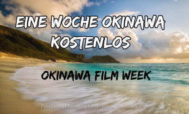 Eine Woche Okinawa kostenlos | Okinawa Film Week im Moviemento 2018 | Nipponinsider