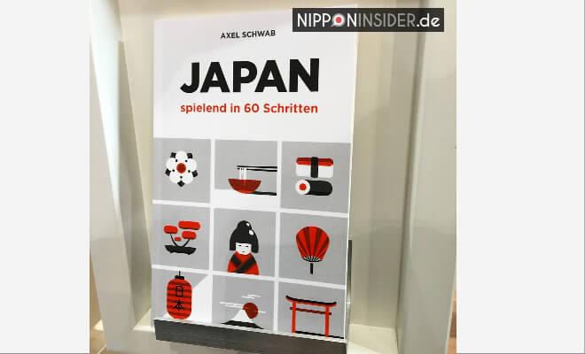 Japan in 60 Schritten. Buchtitel. Neuerscheinungen auf der Leipziger Buchmesse 2018 | Nipponinsider