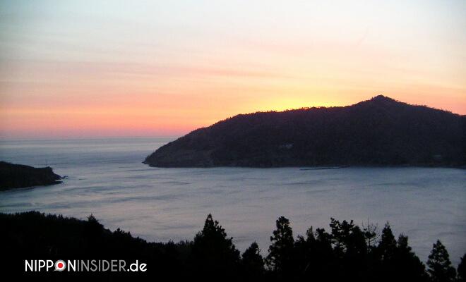 Sonnenaufgang auf der Halbinsel Oshima, Tohoku, Japan | Nipponinsider