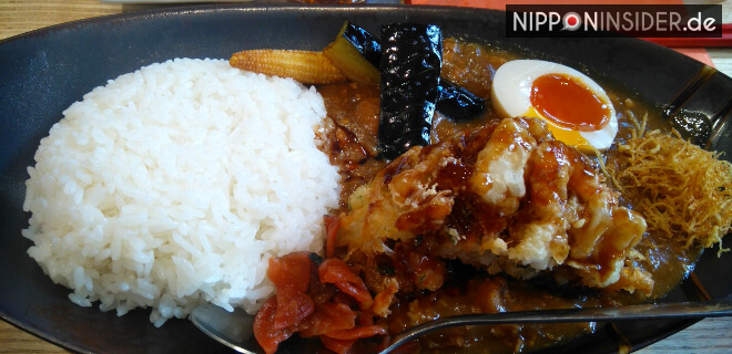 Japanischer Restaurant Guide Berlin: Curry Rice im Takumi Nine | Nipponinsider