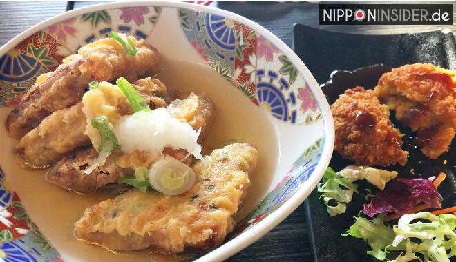 Japanischer Restaurant Guide Berlin: Tofu und Krokette im Ishin | Nipponinsider