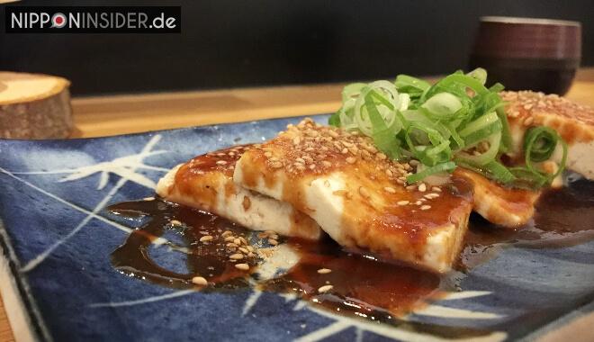 Japanischer Restaurant Guide Berlin: Tofu im Momiji | Nipponinsider