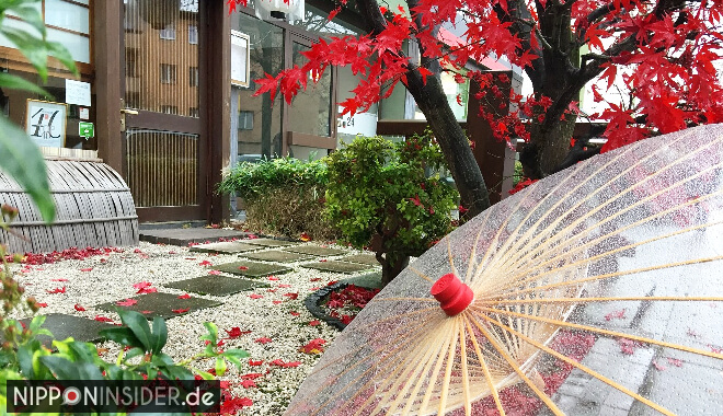 Japanischer Restaurant Guide Berlin: Eingang vom Udagawa in Steglitz | Nipponinsider