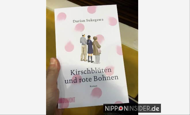 Kirschblütenn und rote Bohnen. Buchtitel Neuerscheinungen auf der Leipziger Buchmesse 2018 | Nipponinsider
