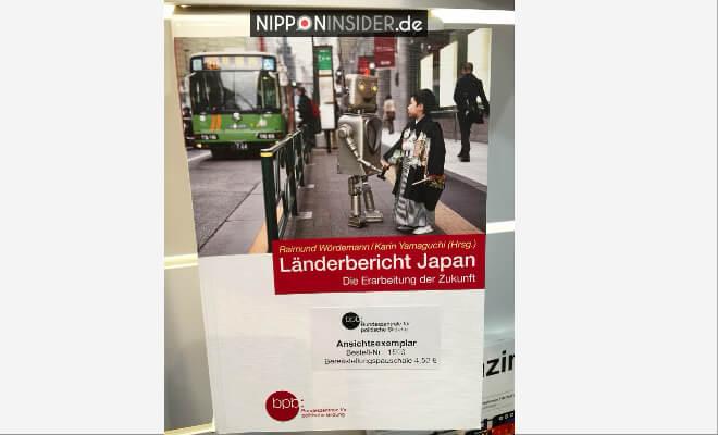 Länderbericht Japan. Buchtitel auf der Leipziger Buchmesse 2018 | Nipponinsider