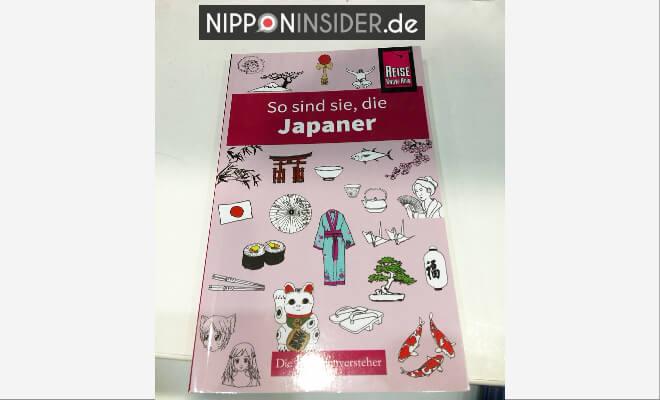 So sind sie, die Japaner Buch im Buchregal. Neuerscheinungen auf der Leipziger Buchmesse 2018 | Nipponinsider