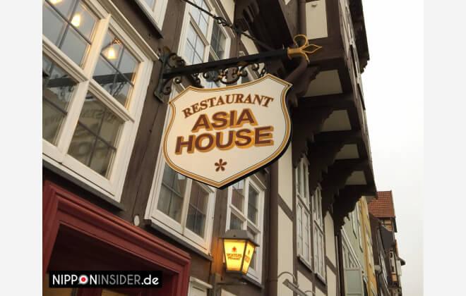 Asiatisches Restaurant in einem Fachwerkhaus in Wolfenbüttel | Nipponinsider
