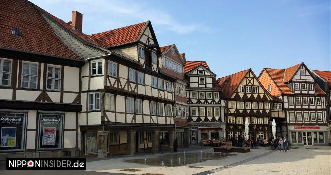 Altstadt von Wolfenbüttel | Nipponinsider