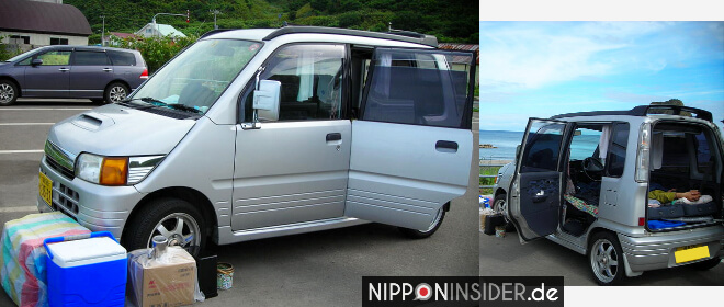 Daihatsu Move, japanisches Kei-car Microauto | Nipponinsider